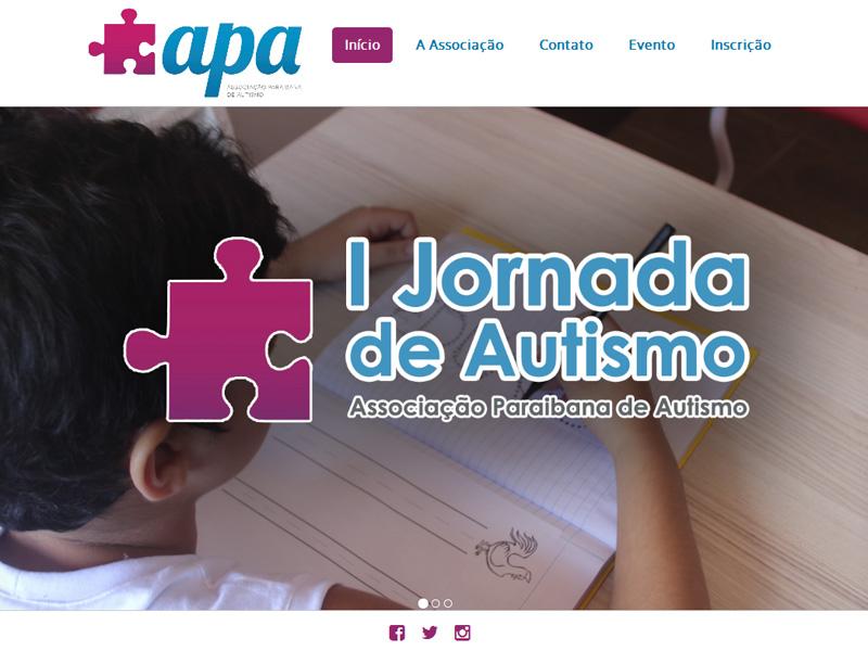 Associação Paraibana de Autismo - APA